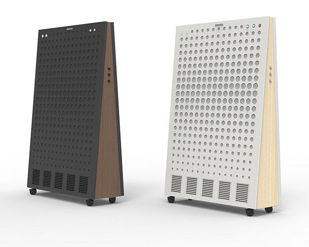 和洋インテリアを選ばない シンプルでスマートな製品デザイン。